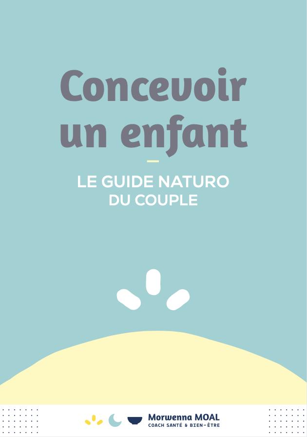 """Guide """"Concevoir un enfant"""""""